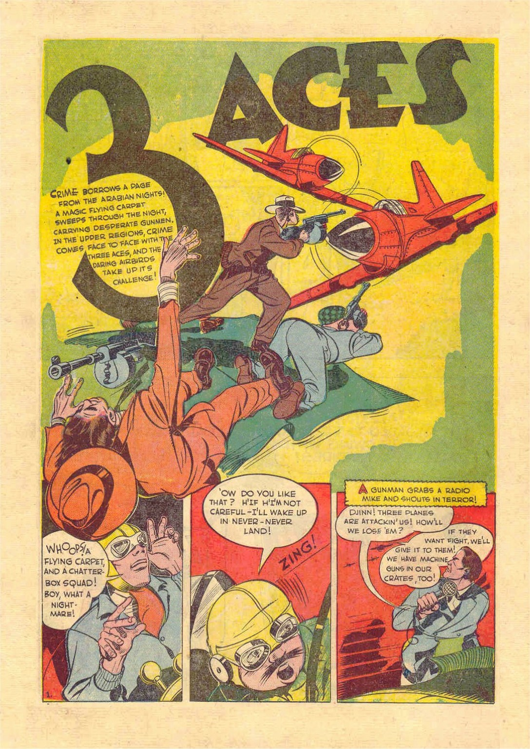 Read online Action Comics (1938) comic -  Issue #46 - 31
