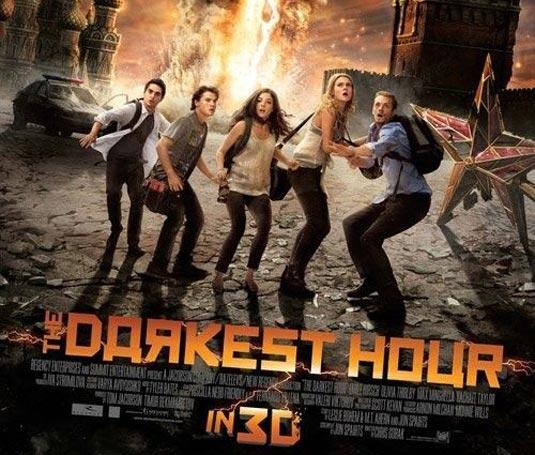 The Darkest Hour | Hindi Dual Audio  HDRip 480p ESub x264