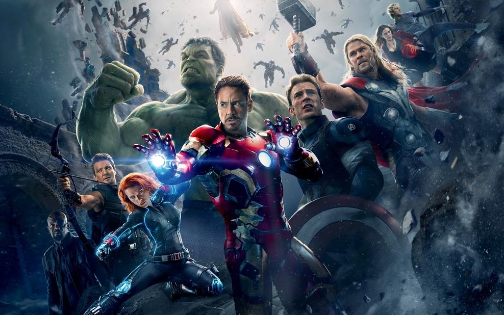 phim biệt đội siêu anh hùng 2 đế chế ultron