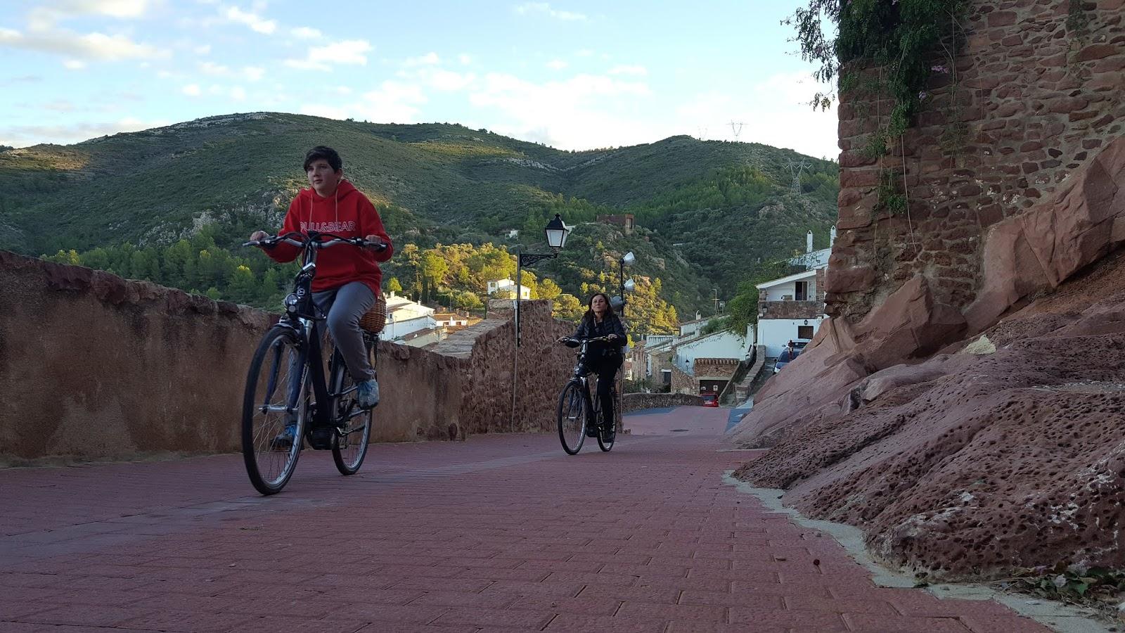 REB in Villafamés, Castellón
