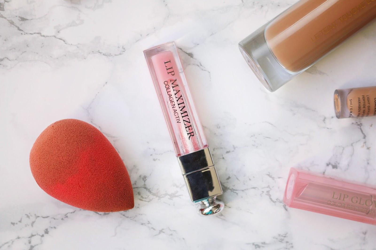 Dior Addict Lip Glow, Dior Lip Maximizer
