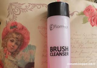 Flormar Fırça temizleme suyu