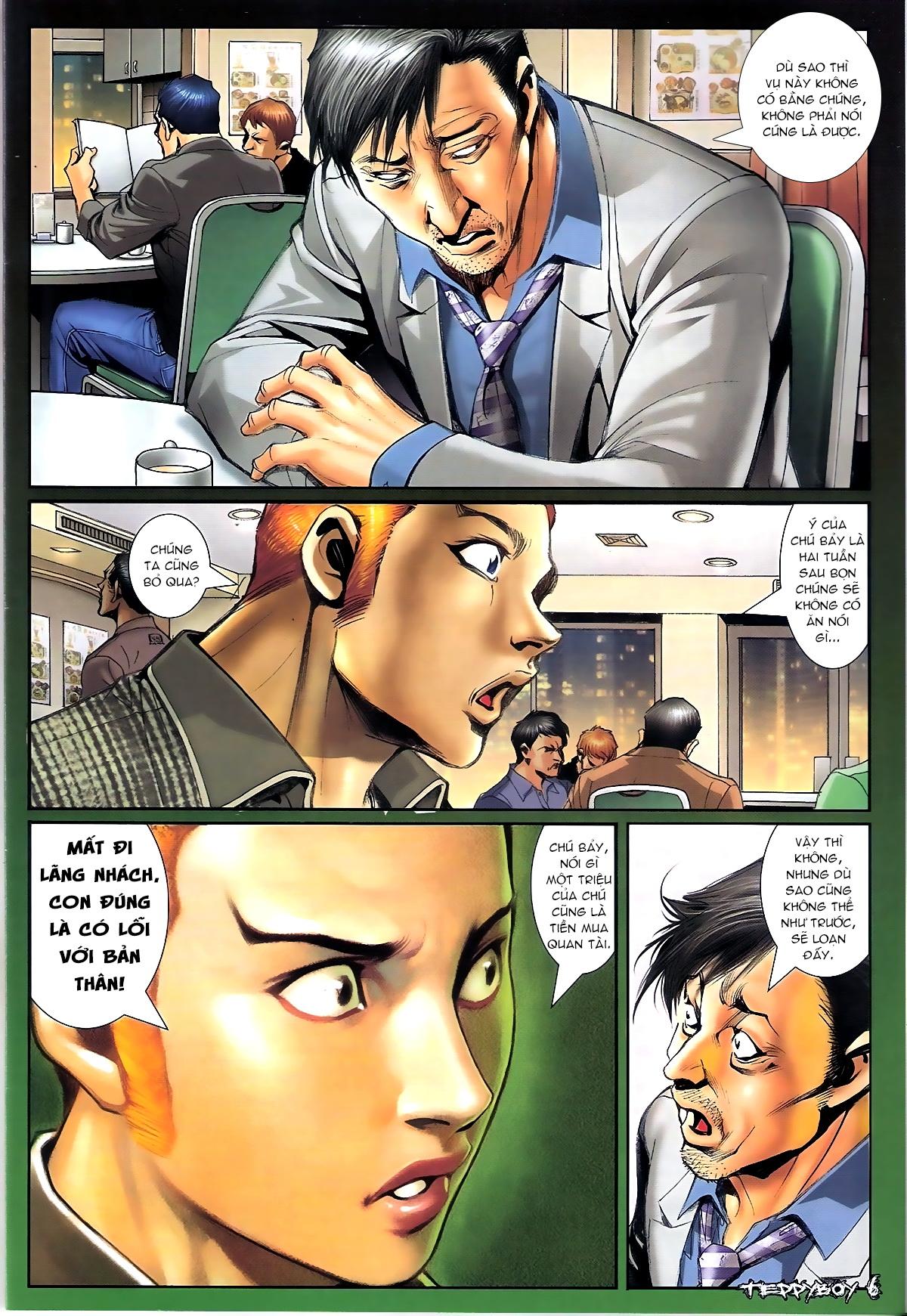 Người Trong Giang Hồ - Chapter 1353: Ông là ai - Pic 5