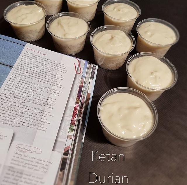 resep ketan durian ncc, cara membuat ketan durian susu, resep ketan durian thailand, cara membuat kolak durian yang enak, harga ketan duren, usaha ketan durian, resep ketan durian diah didi, resep ketan saus durian