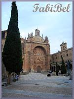 couvent San Esteban Salamanque San Esteban convent Salamanca