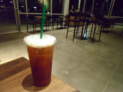 Starbucks Trenta Iced Black Tea Refill