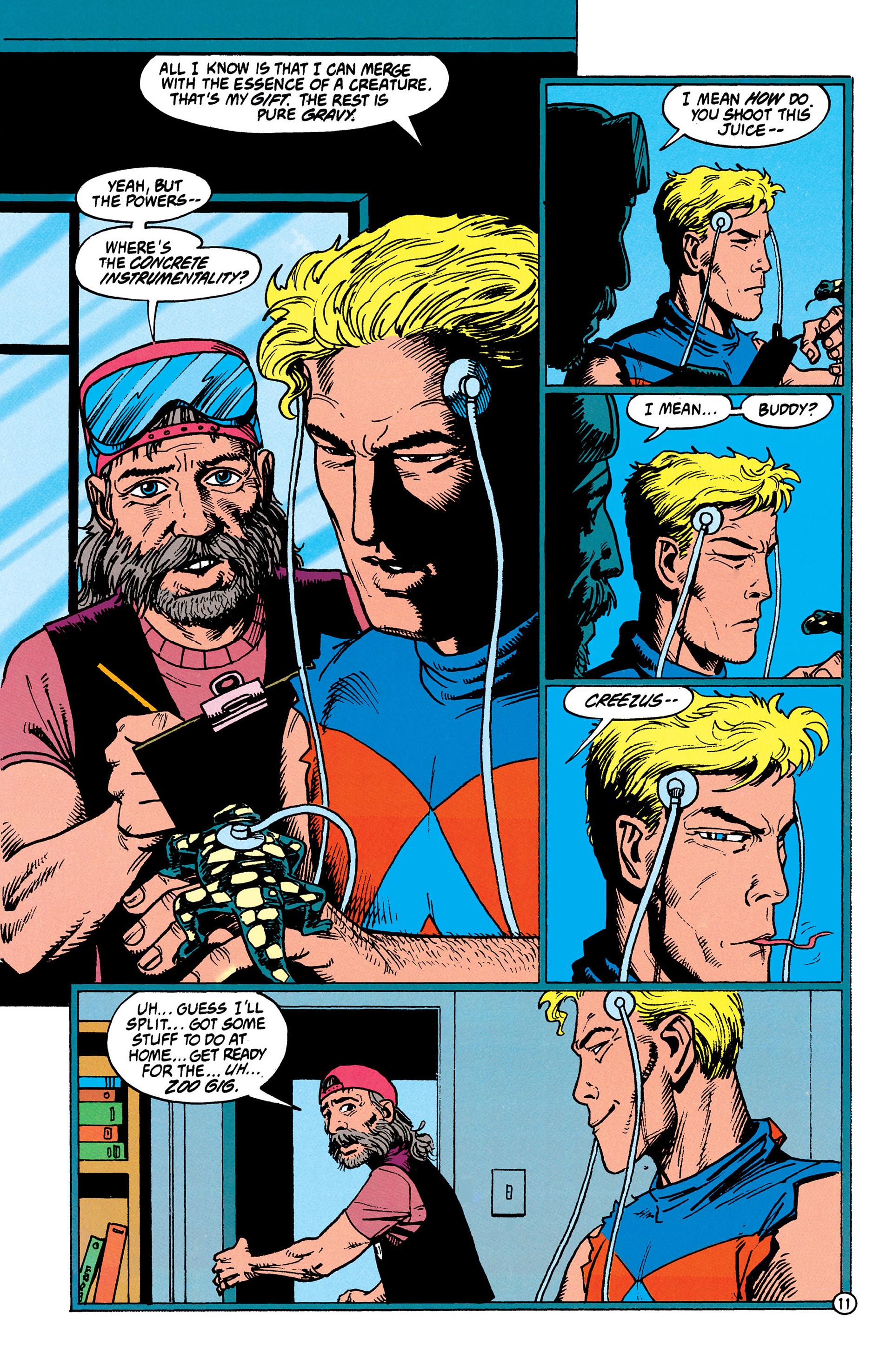 Read online Animal Man (1988) comic -  Issue #37 - 12