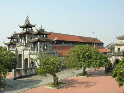 Kiến trúc độc đáo của quần thể Nhà thờ Đá Phát Diệm