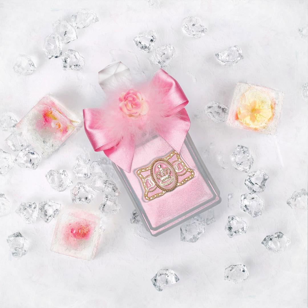 new juicy couture viva la juicy glace eau de parfum spray full size retail packaging. Black Bedroom Furniture Sets. Home Design Ideas