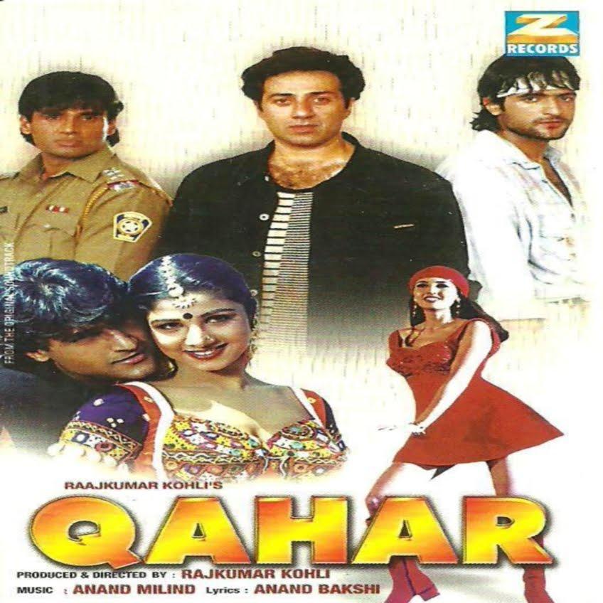 CINE HINDU: Qahar (1997