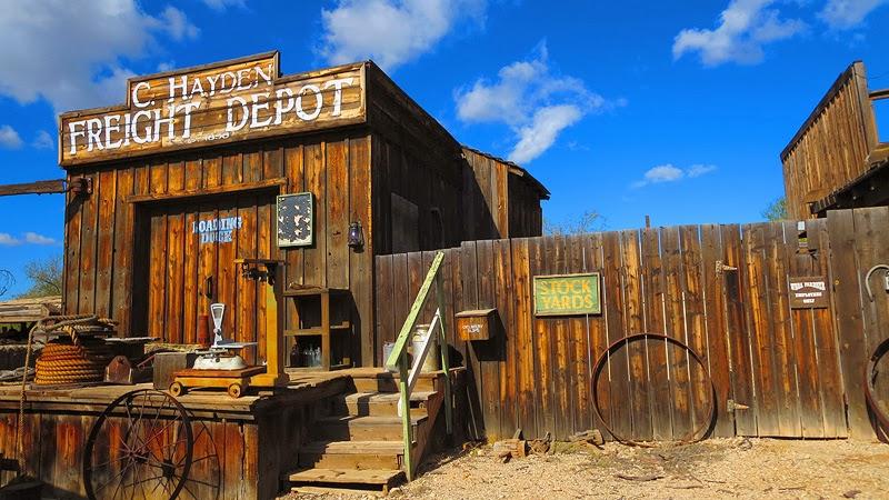 The Grand Tour Episode 3 >> Totally Trailer: Old Tucson Studios