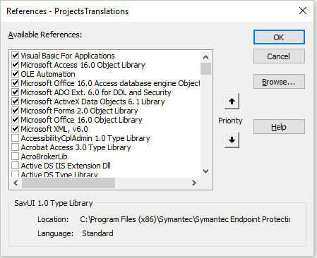 How to import/export data from sql with vba access – Marenda Soft