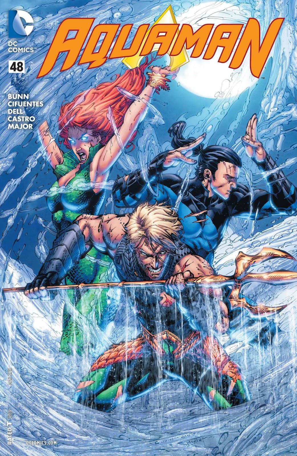 Aquaman Comic