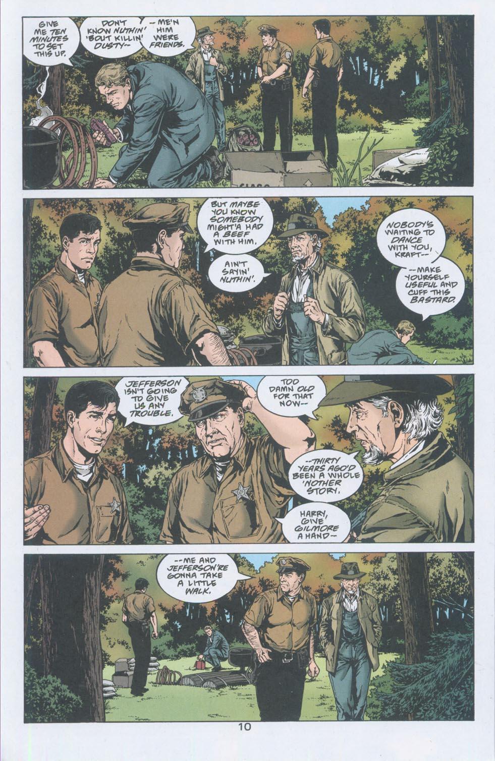Read online American Century comic -  Issue #11 - 10