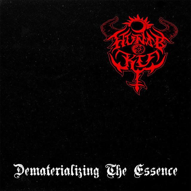 hunab ku dematerialising the essence black metal costa rica