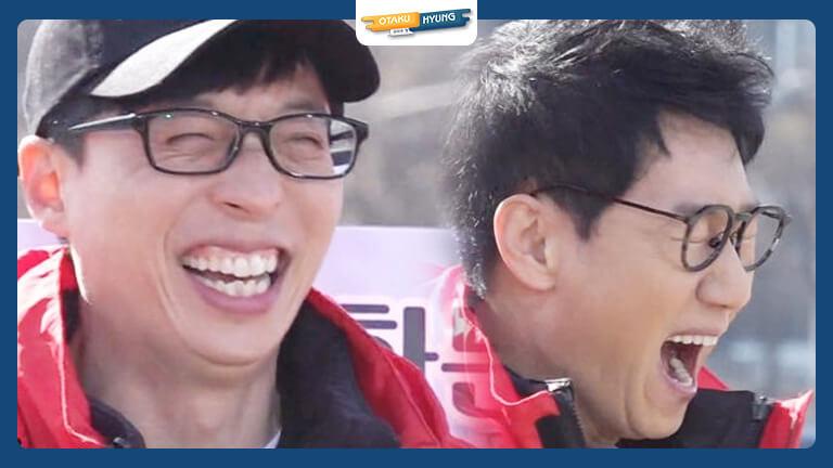 Variety Show Korea Paling Lucu yang Bisa Membuat Kalian Ngakak
