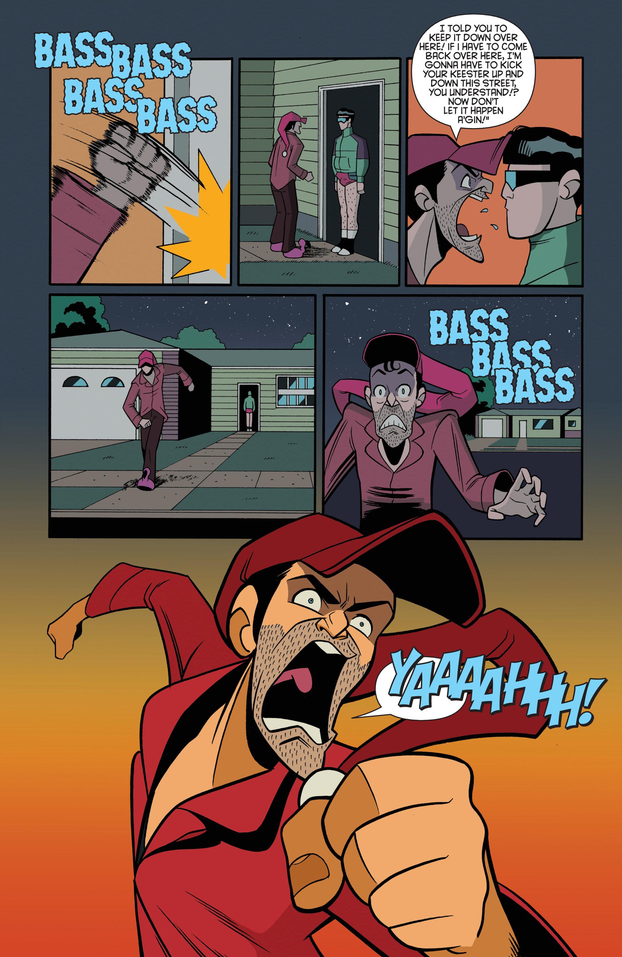 Read online Smosh comic -  Issue #5 - 28