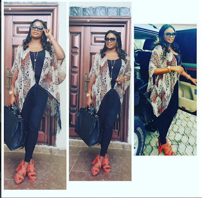 Funke Adesiyan Uses Phone To Cover Her Private Part During Selfie, Fans Go Gaga, Check It Out Yourself