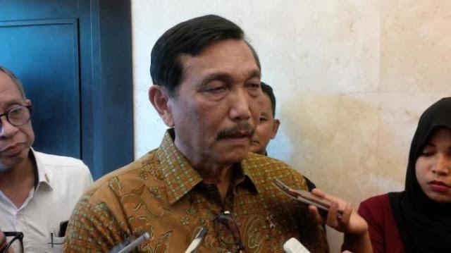 Luhut Emosi Pemerintahan Jokowi Disebut Rezim Utang: Kami Ga Bego!