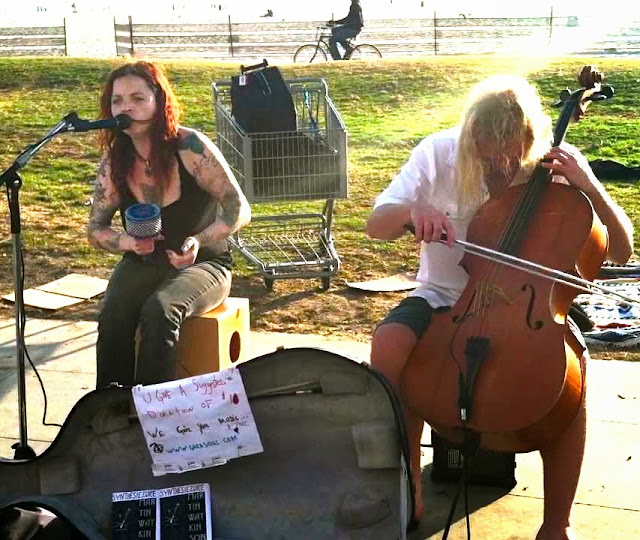 TheIndies.Com presents Gaea - Rock & Roll Cello