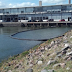 Shoreliner vangt plastic soep in de Lekhaven
