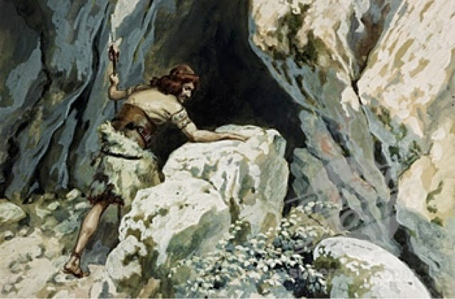 This psalm is a prayer, the substance of which David offered up to God when he was forced by Saul to take shelter in a cave, and which he afterwards penned in this form.
