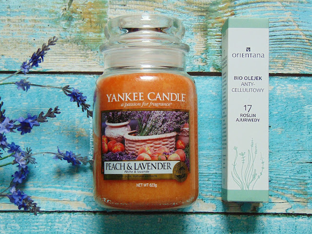 Yankee Candle Peach&Lavender, Orientana, Cuda.pl