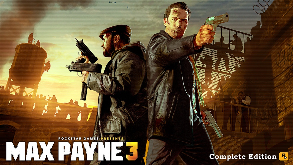 Max Payne 3 Complete Edition Download Poster