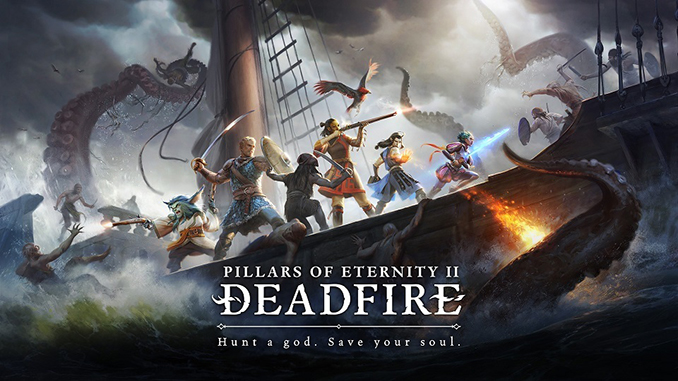 Pillars of Eternity II: Deadfire PC Game Download