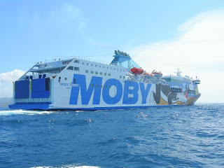 "Restyling della ""Moby Tommy"""
