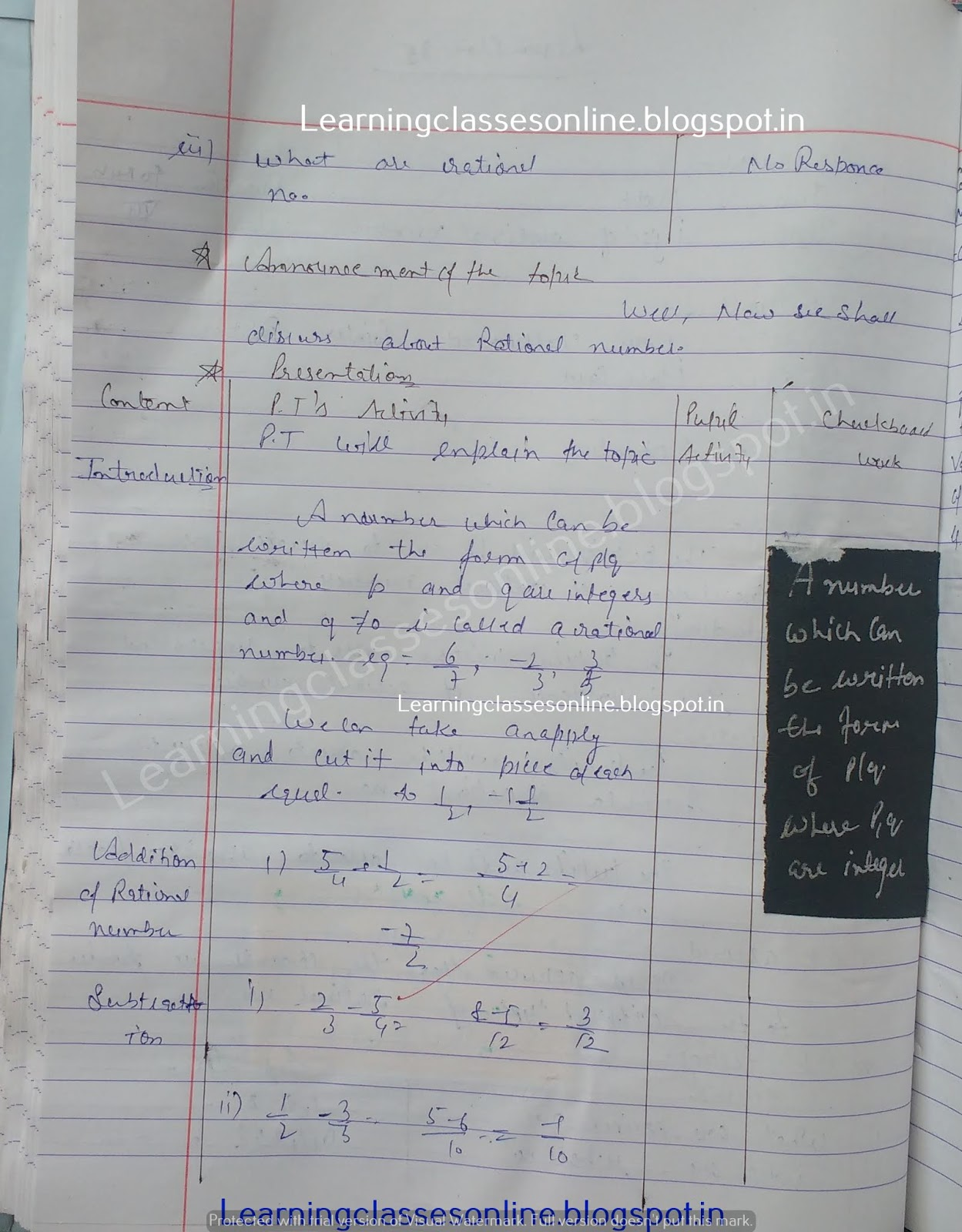 Sample Of Detailed Lesson Plan In Mathematics Secondary,