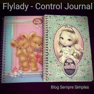 Flylady - Control Journal