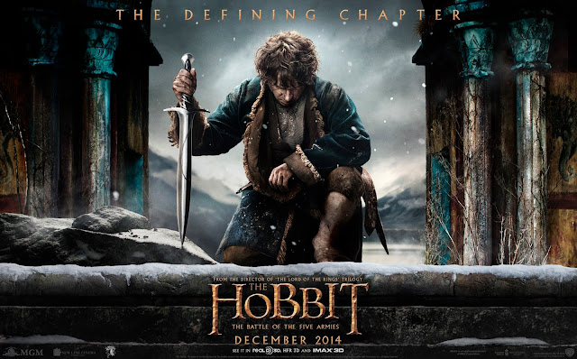 Download Film The Hobbit The Battle Of The Five Armies Bluray 720p Sub Indo