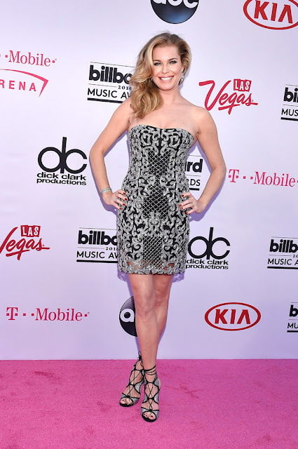 Actress, Model, @ Rebecca Romijn - 2016 Billboard Music Awards in Las Vegas