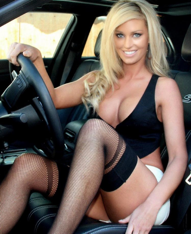 Sexy Women And Cars