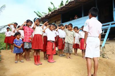 Perayaan HUT Ke 71, Pendidikan Belum Sepenuhnya Merdeka! bangsaku.web.id
