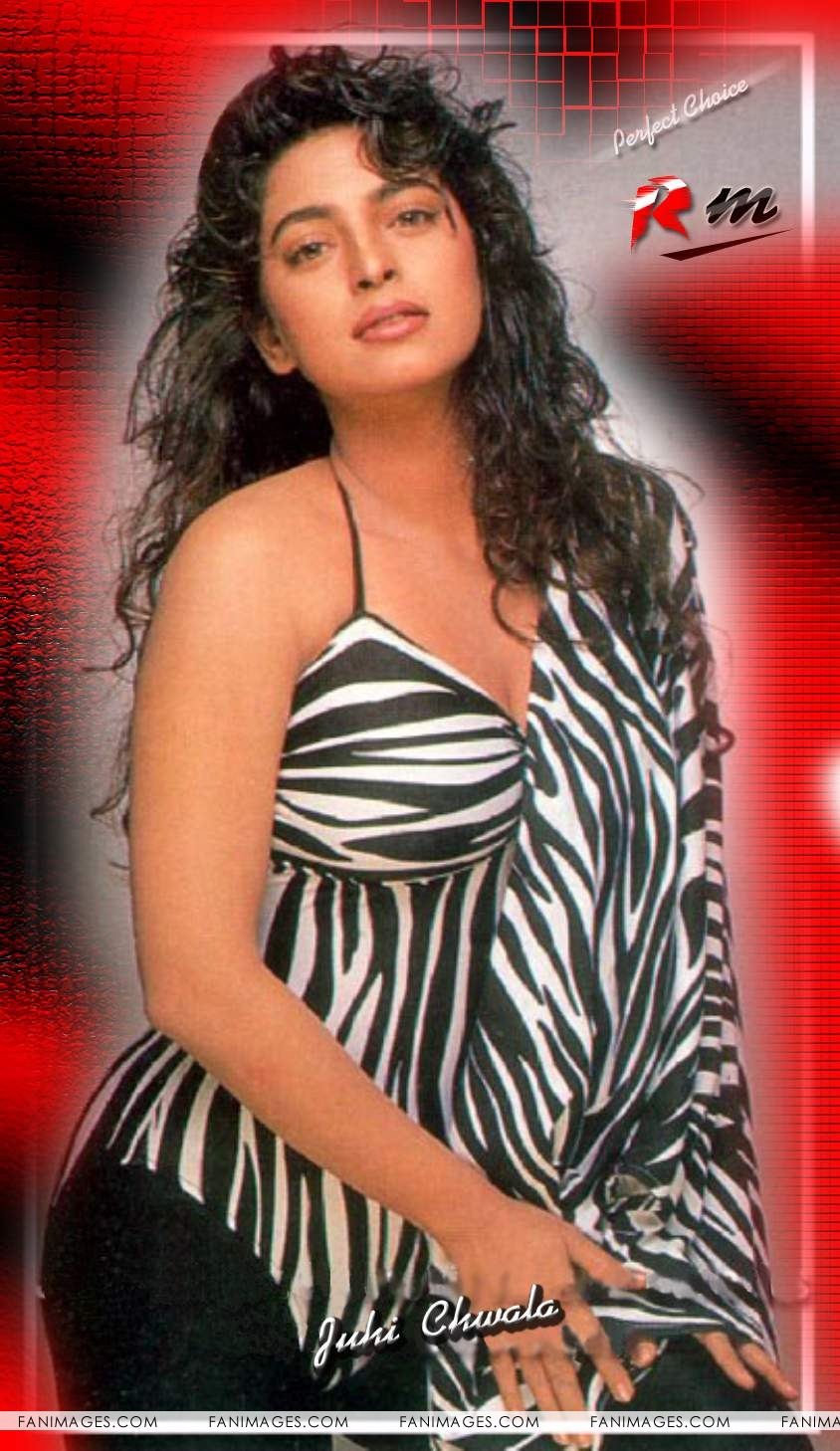 Hot and Cool: Juhi Cha...