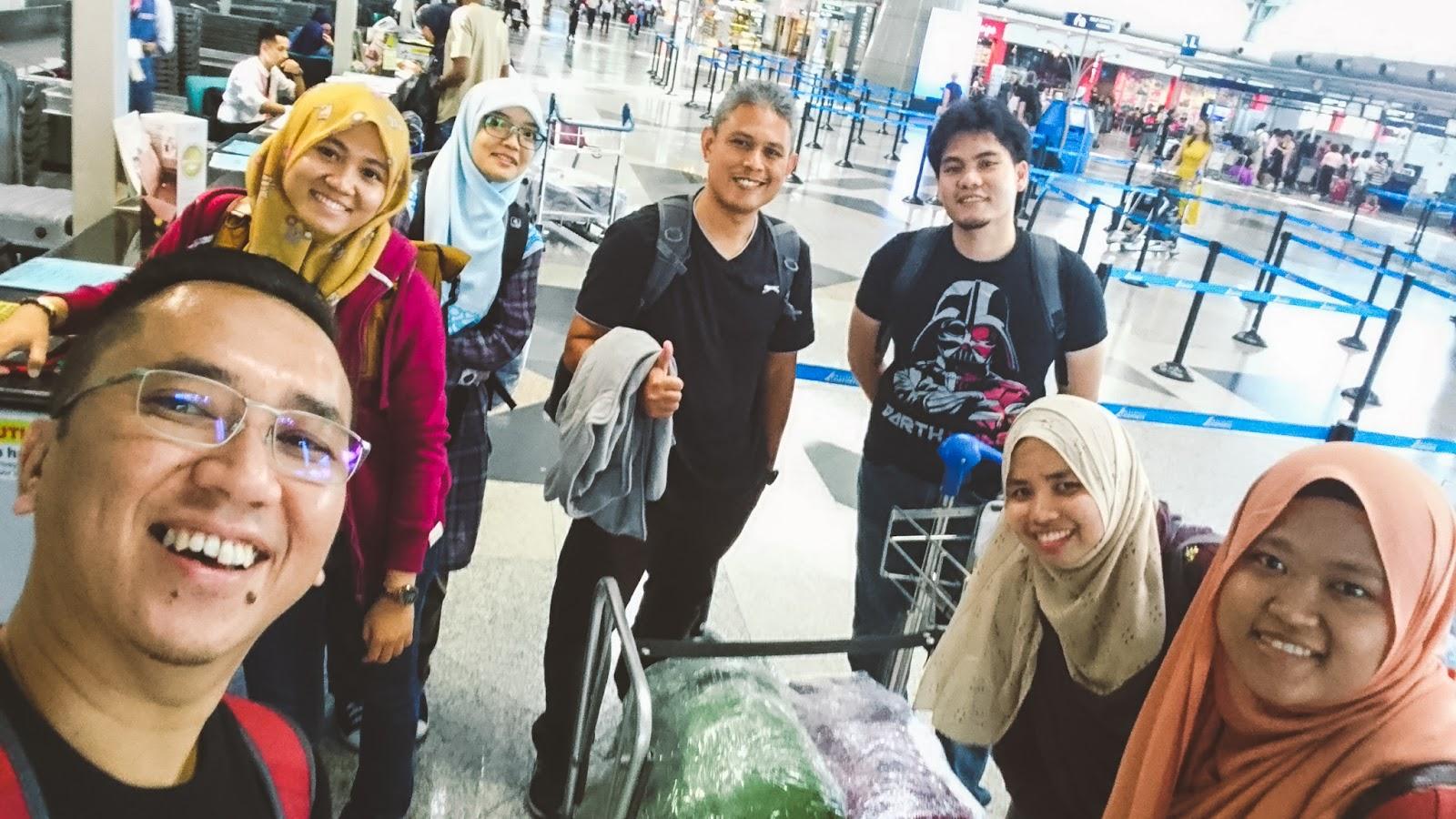 Dari Kuala Lumpur Hingga Ke Munich - 1