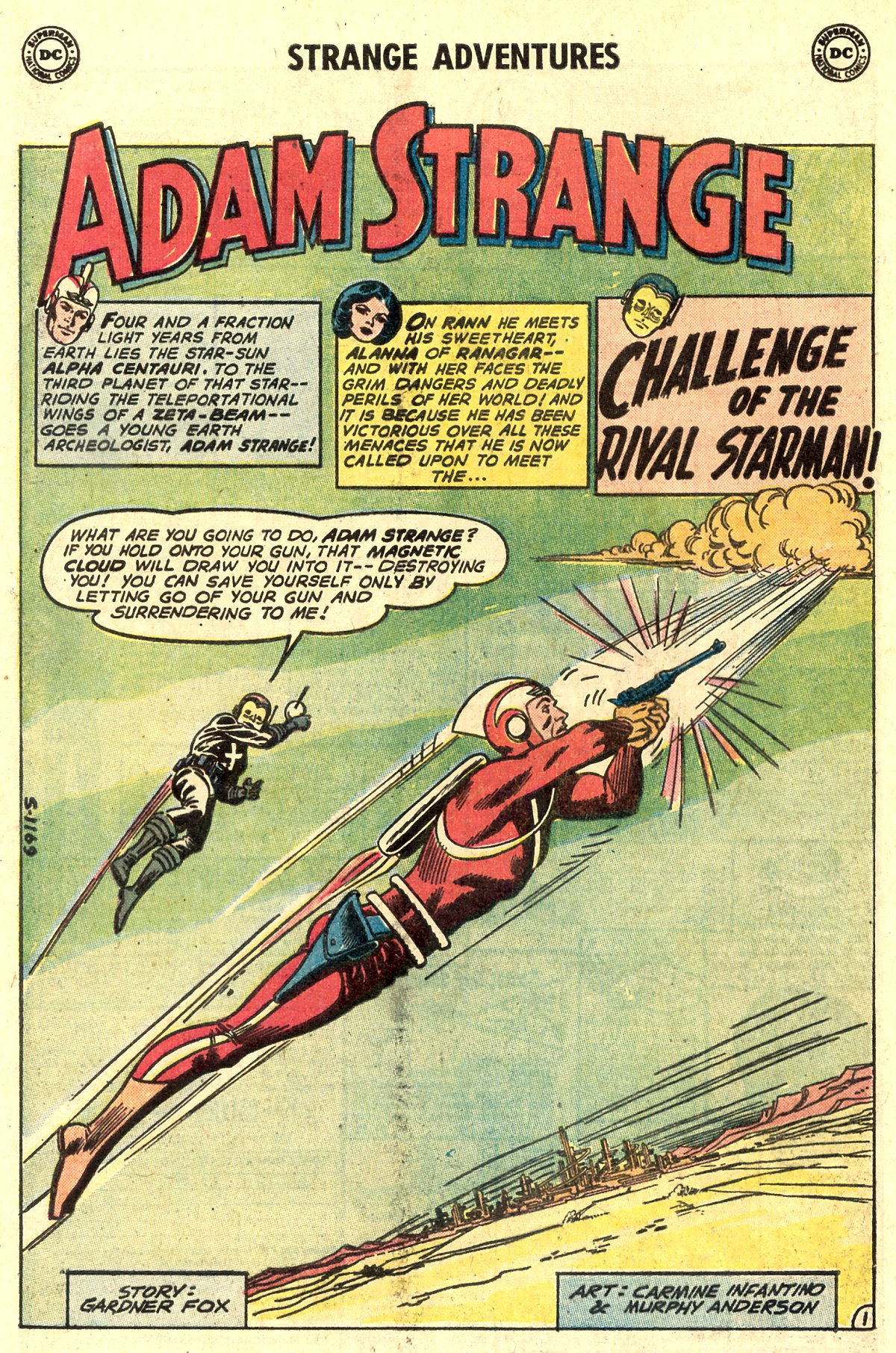 Strange Adventures (1950) issue 236 - Page 10