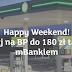 Happy Weekend! Tankuj na BP do 180 zł taniej z mBankiem