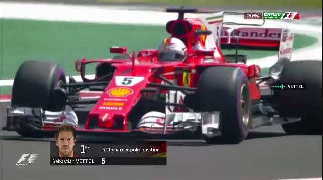 GP Messico F1 Streaming: Hamilton ad un passo dal titolo, dove vedere partenza Ferrari online e in tv