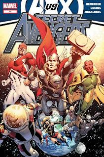 Vingadores vs. X-Men | Marvel divulga capas com mais batalhas da saga. 18