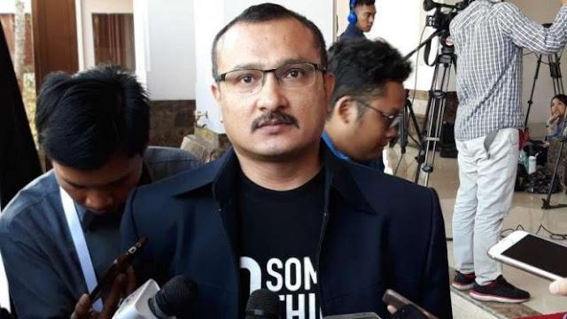 Kubu Prabowo: Peretas Twitter Ferdinand Demokrat Bukan Orang Sembarangan