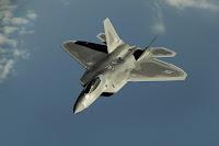 طائرة F-22 Raptor