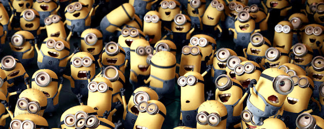 Minions Group Oh My Fiesta In English