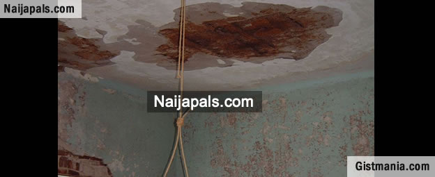 35 yearsold woman allegedly committed suicide by hanging