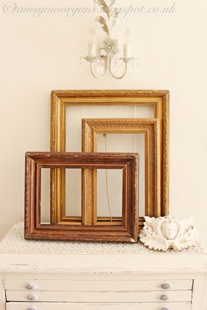 Beautiful Old Frames