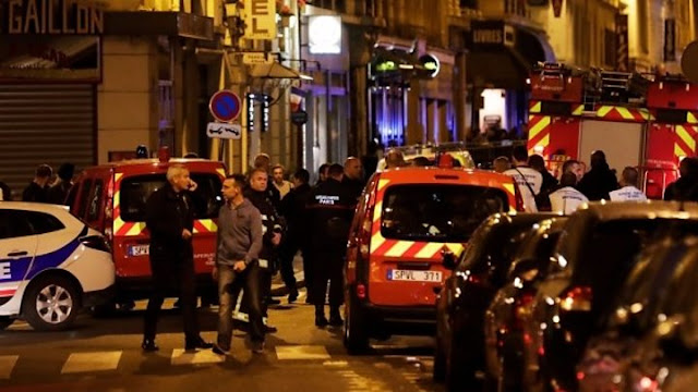 Paris knife attack: Suspect 'French citizen born in Russia's Chechnya'