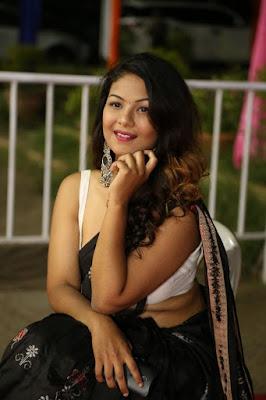 Actress Aditi Myakal Bikini Hot Bikini Images 2018 ❤