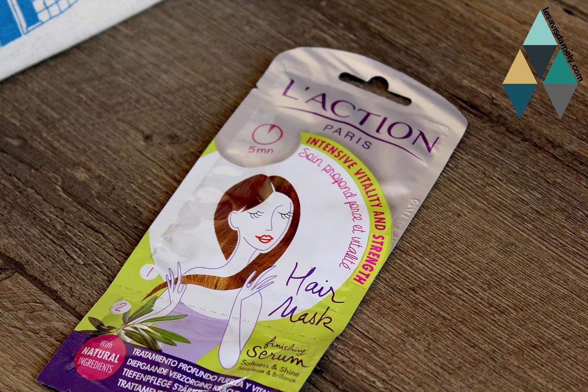 soin cheveux force et vitalité l'action paris